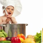"""Tại sao trẻ cần phải """"măm"""" dầu ăn?"""