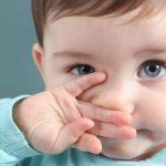 Cách bấm huyệt trị sổ mũi, trị ho nhanh hết cho trẻ cực kỳ đơn giản