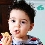 Chế độ dinh dưỡng cho trẻ từ 1 đến 3 tuổi