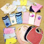 Những vật dụng cần thiết của mẹ và bé mà mẹ cần chuẩn bị trước khi sinh