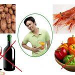 Đau dạ dày nên ăn gì và không nên ăn gì?