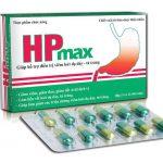 HPMAX – giúp nhanh hết đau dạ dày, diệt khuẩn HP
